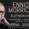Ennio Morricone életműkoncert 2020-ban Budapesten a Sprotarénában - Jegyek itt!
