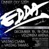 EDDA karácsonyi nagykoncert Veszprémben! Jegyelővétel itt!