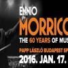 Ennio Morricone koncert 2016 - Jegyek itt!