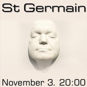 St Germain koncert a Budapesti Kongresszusi Központban - Jegyvásárlás itt!