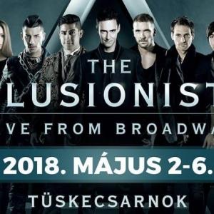 The Illusiomists - 2018-ban Budapesten - Jegyek itt!