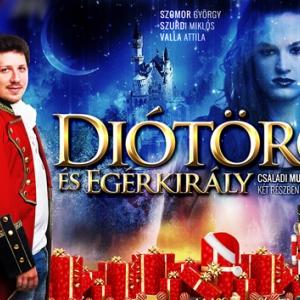 Diótörő musical az Arénában! Jegyek és szereposztás itt!