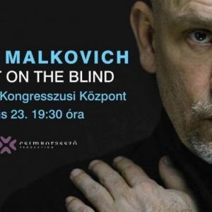 John Malkovich Budapesten 2018-ban - Jegyek itt!