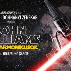 John Williams Filmharmonikusok koncert 2018 - Jegyek itt!