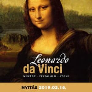Leonardo da Vinci kiállítás 2019 - Jegyek itt!