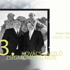 III. Kovács László és Zsigmond Vilmos operatőr verseny