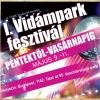 Vidámpark Fesztivál Budapesten! Koncertek és belépőjegy vásárlás itt!