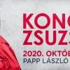 Koncz Zsuzsa koncert 2020-ban a Budapest Sportarénában - Jegyek itt!